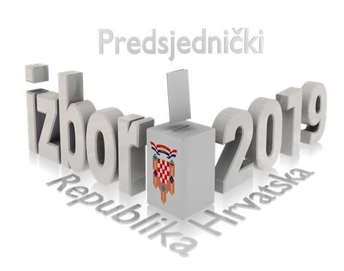 Predsjednički izbori - II krug 5.1. 2020.