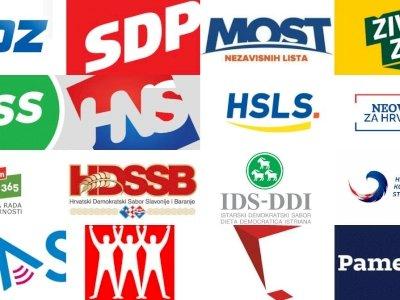 Kako se financiraju političke stranke u Hrvatskoj?