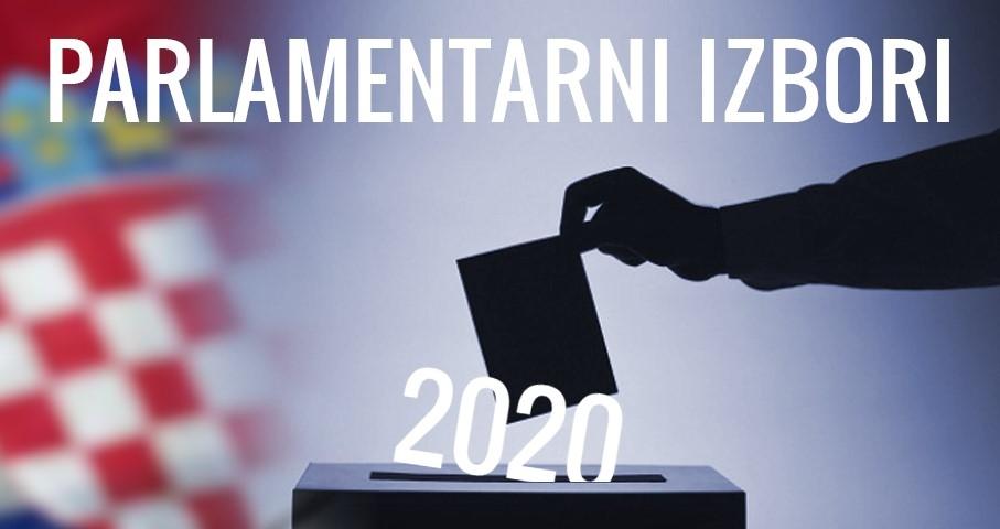 Parlamentarni izbori 2020 - kandidati